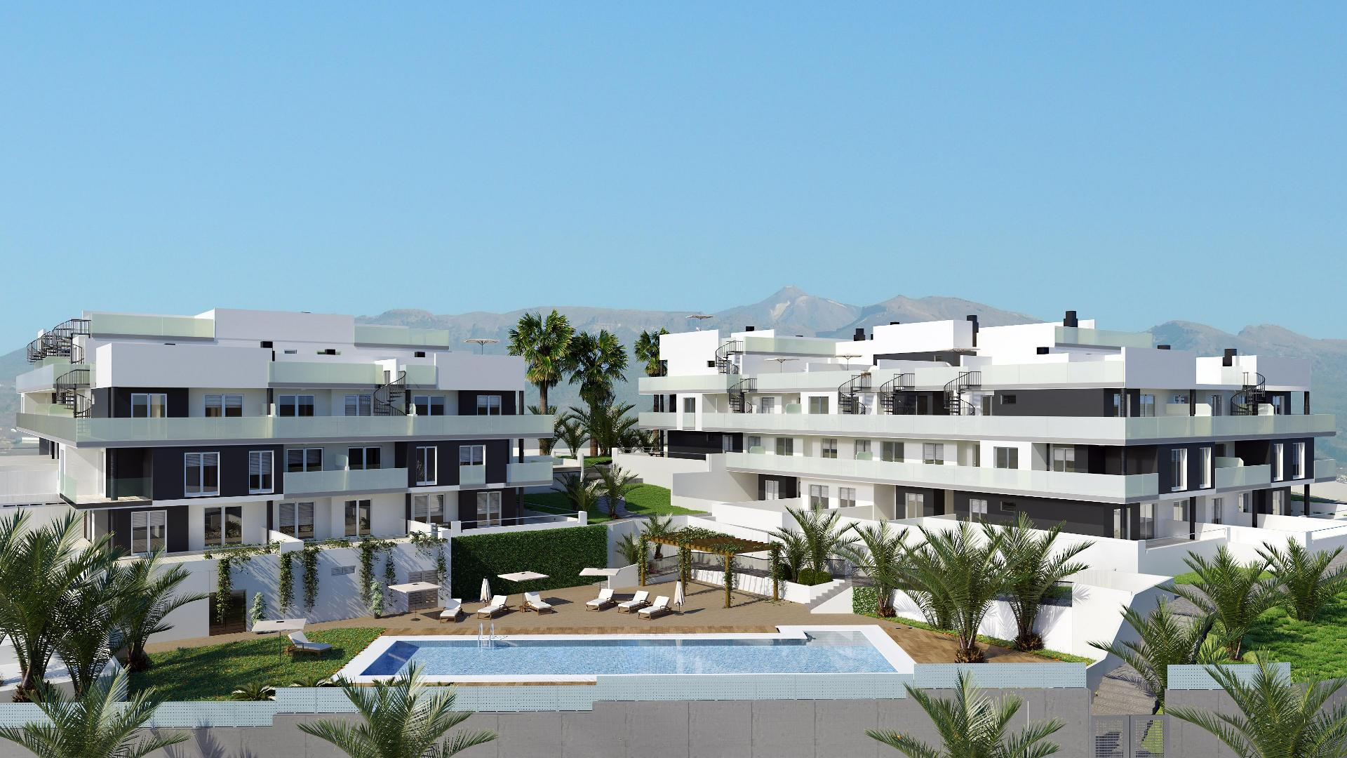 As is the case with the other residential developments in Sotavento, La Tejita .... more info