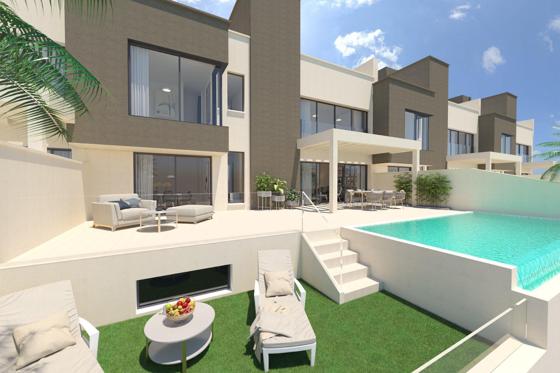 SAN BLAS Ocean View– es un proyecto de nueva construcción de 13 casas adosadas con .... más info