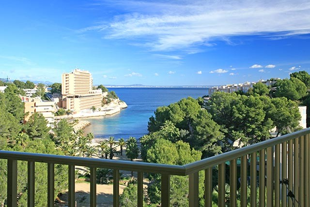 Penthouse in Cala Vinyes
