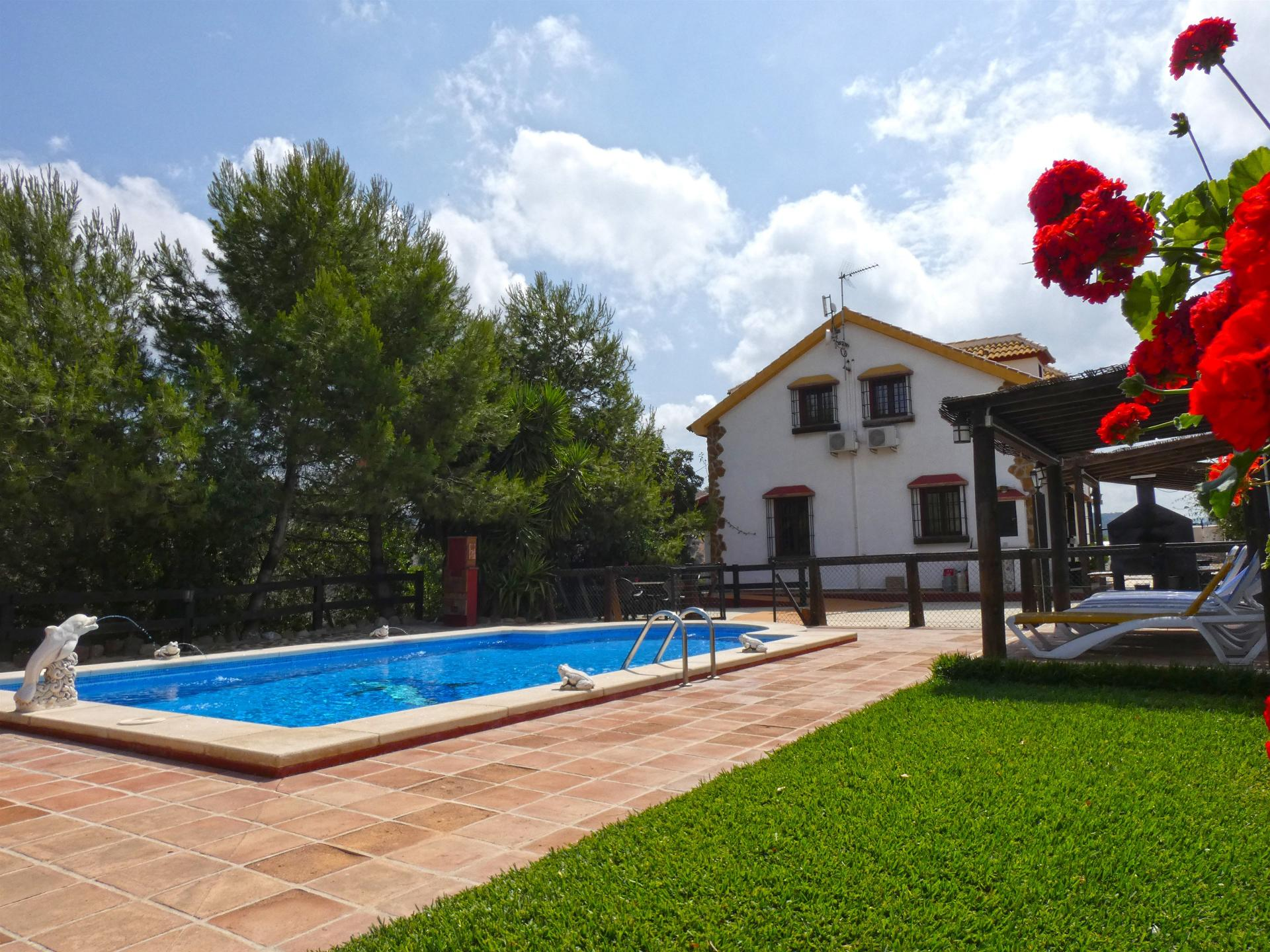 Ref:F3451591 country house For Sale in Almogía