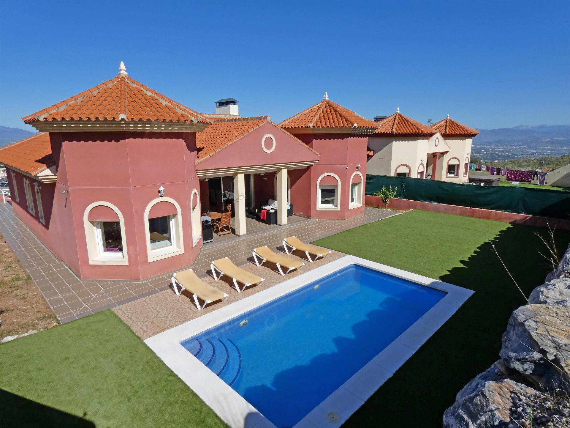 Ref:V3628883 Villa For Sale in Alhaurín de la Torre
