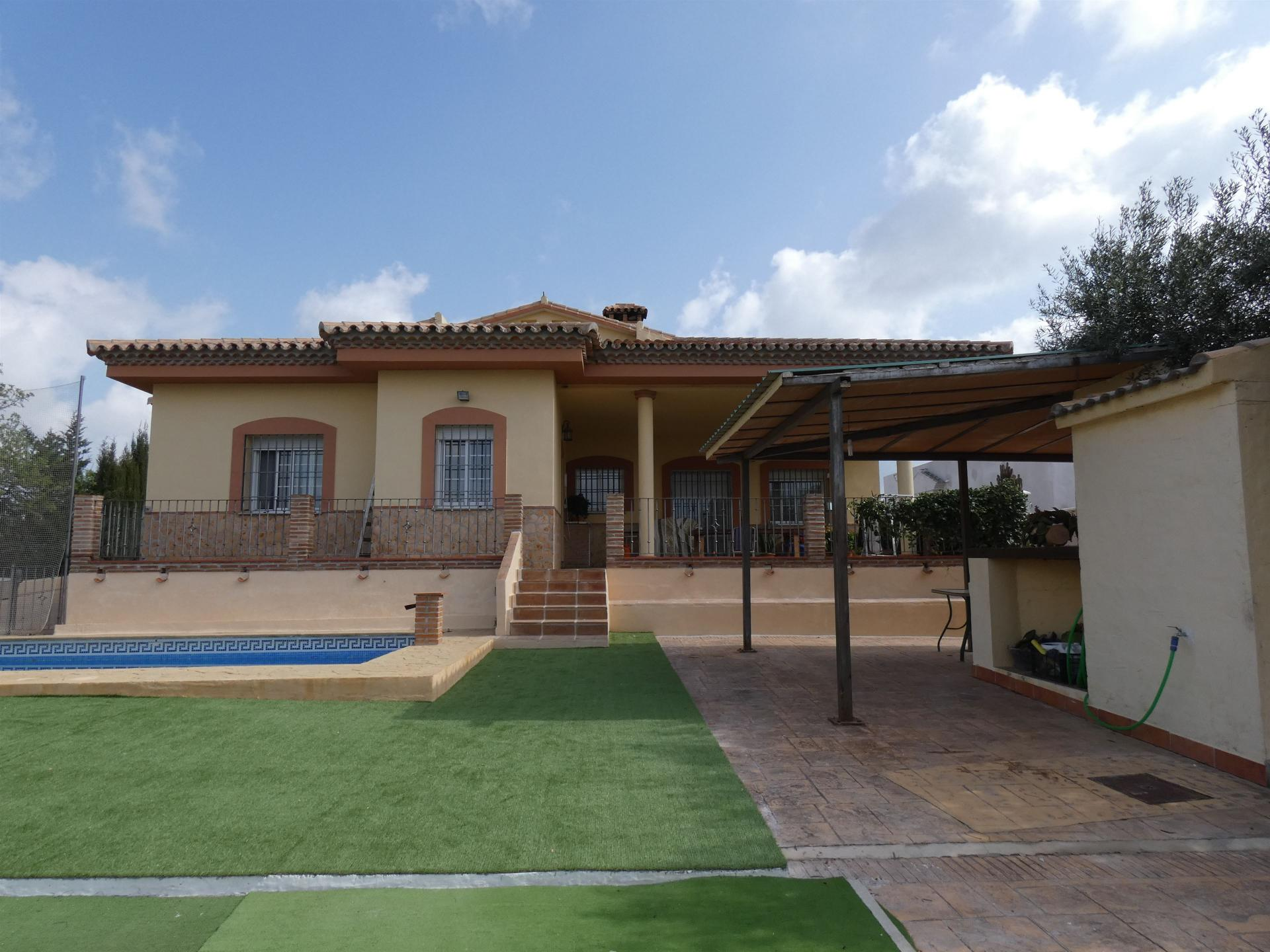 Ref:V3366679 Villa For Sale in Alhaurín de la Torre