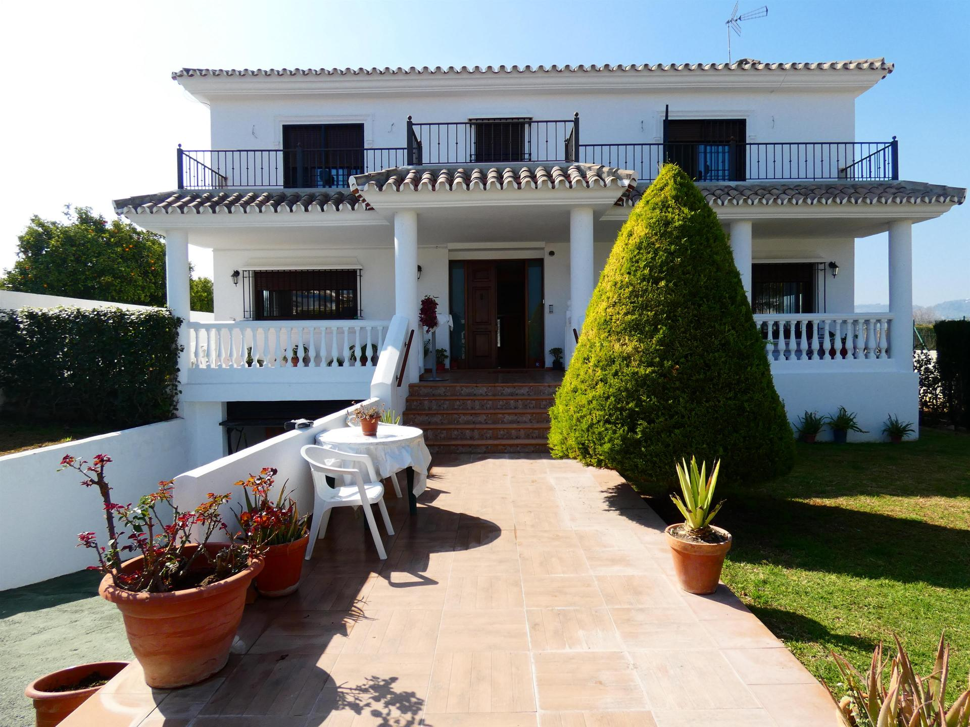 Ref:V3780637 Villa For Sale in Alhaurín el Grande
