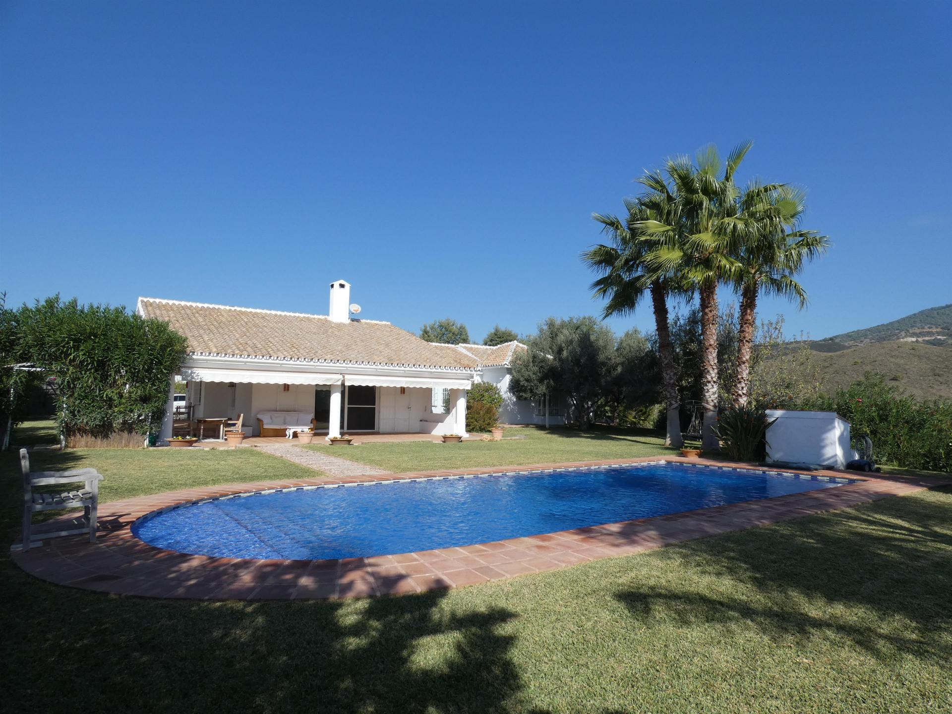 Ref:F3751780 country house For Sale in Mijas