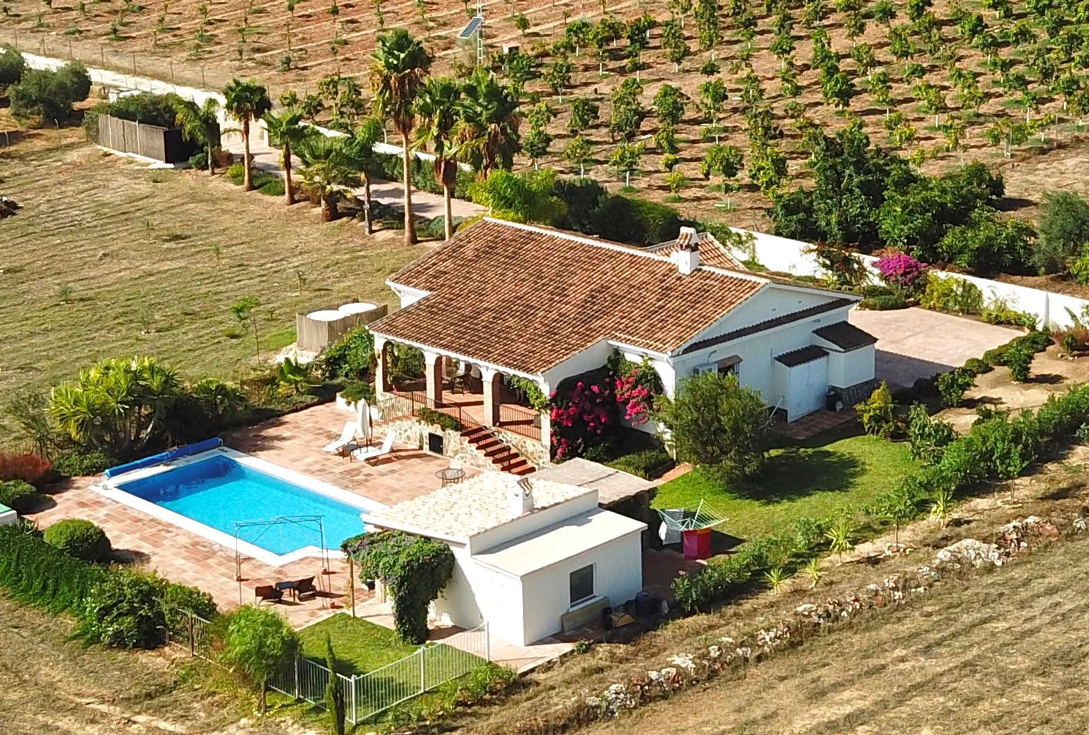 Ref:F3256858 country house For Sale in Alhaurín el Grande