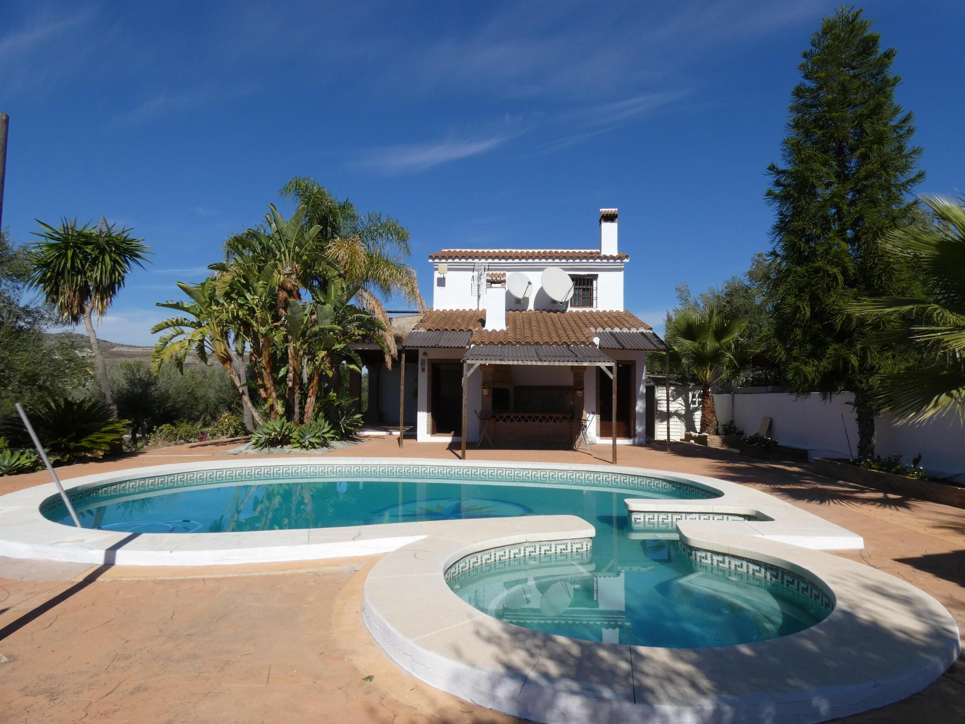 Ref:F3742924X country house For Sale in Alhaurín el Grande