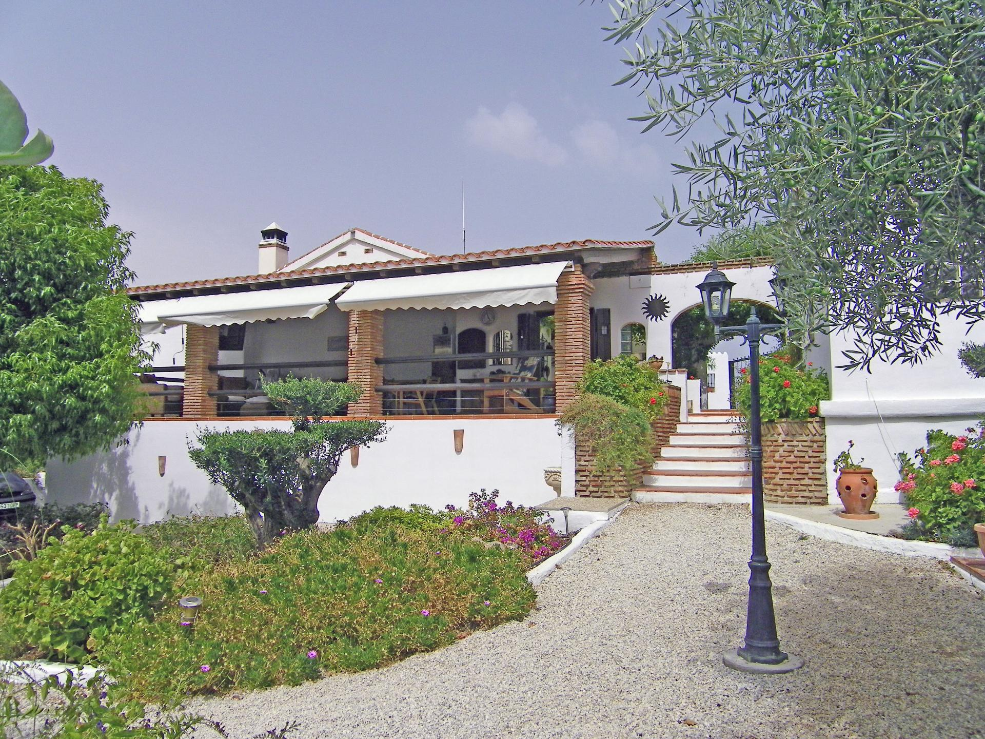 Ref:F134064 country house For Sale in Álora