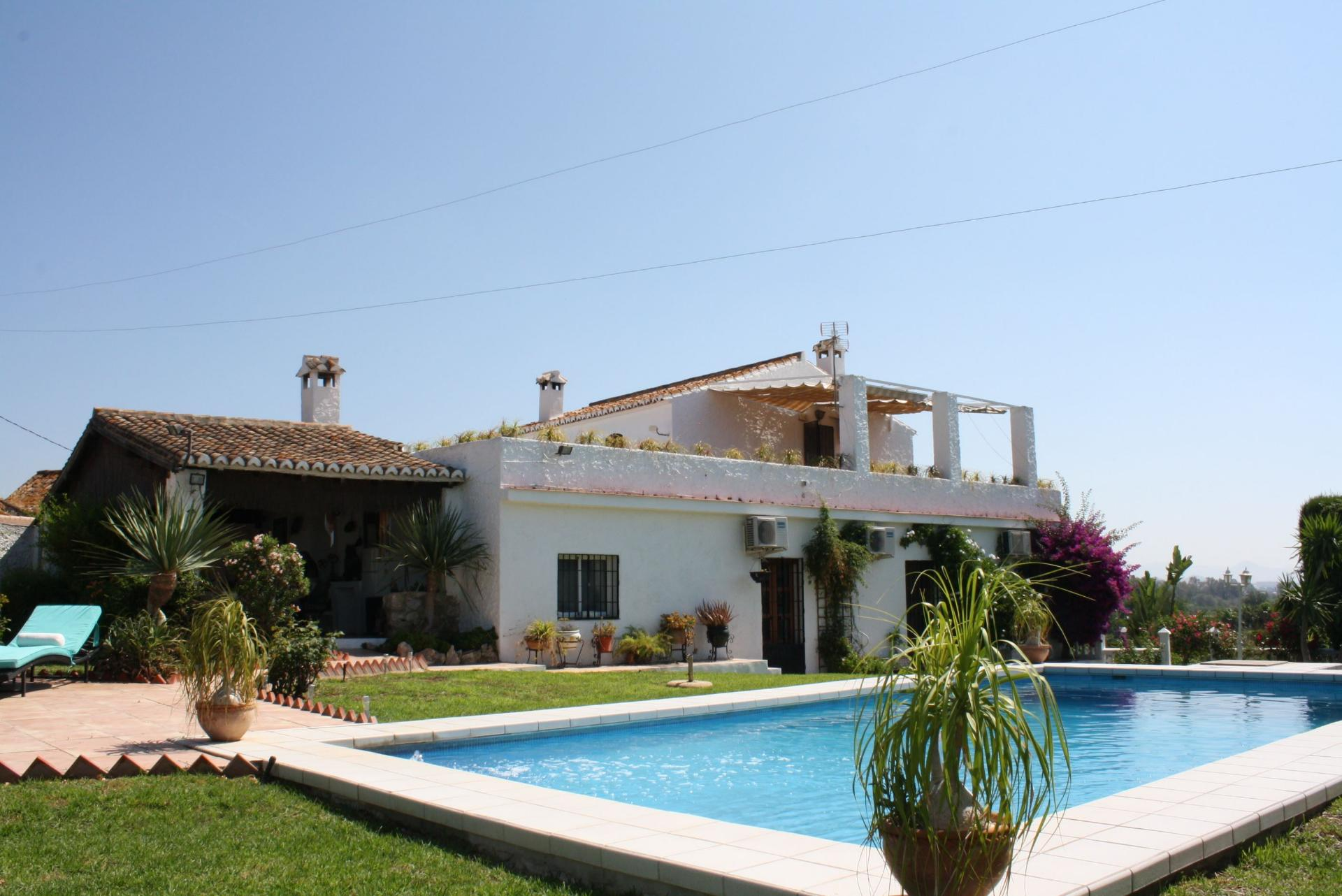 Ref:F3455155 country house For Sale in Alhaurín de la Torre