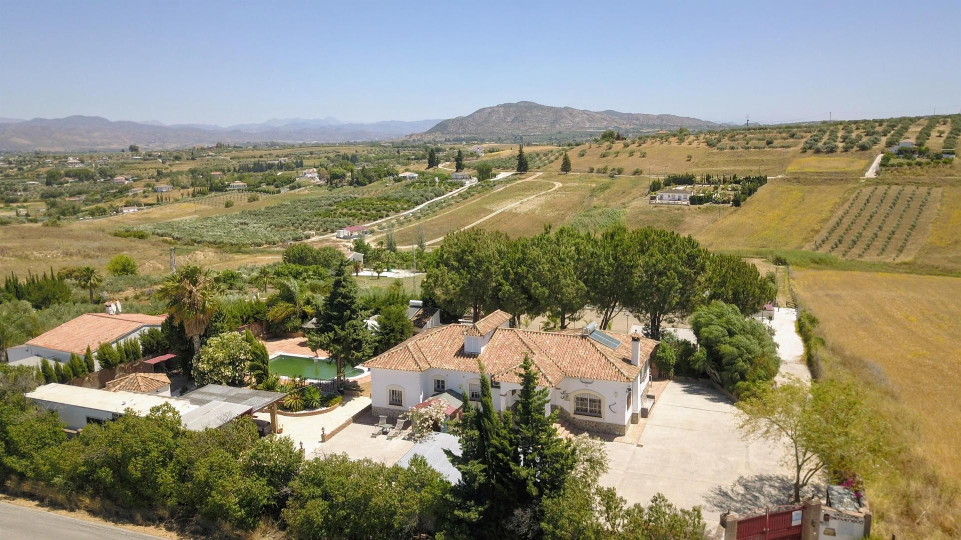 Ref:F3662441 country house For Sale in Alhaurín el Grande