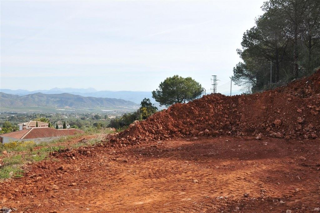 Ref:P2891402X Land For Sale in Alhaurín el Grande