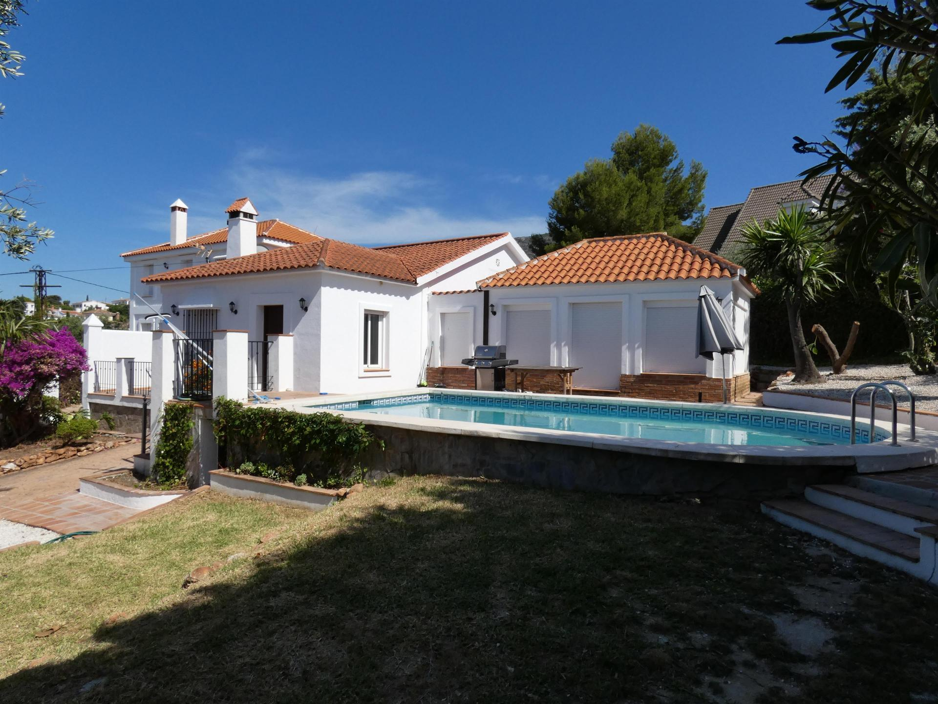 Ref:V3645302 Villa For Sale in Alhaurín el Grande