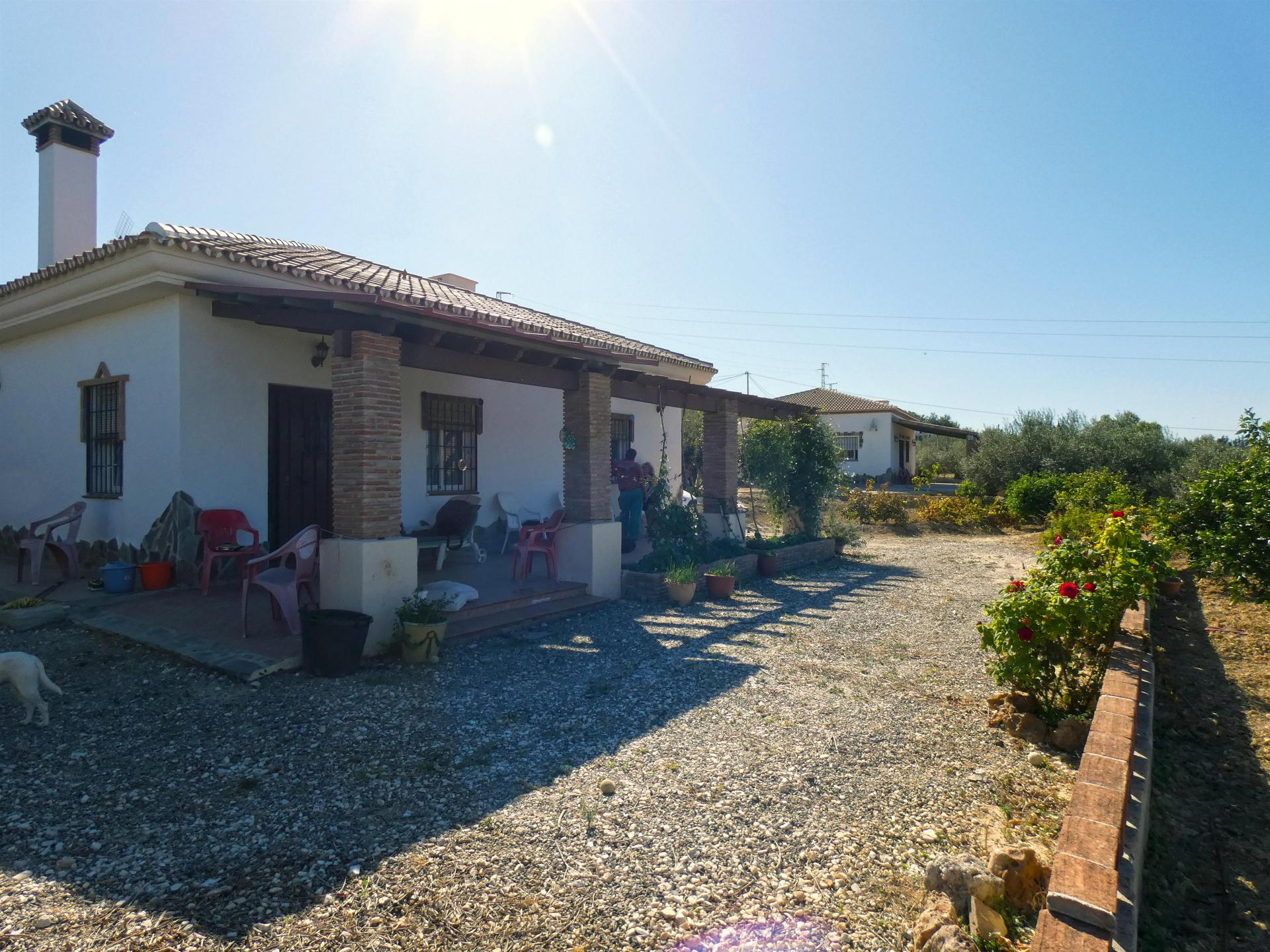 Ref:F3550096 country house For Sale in Alhaurín el Grande