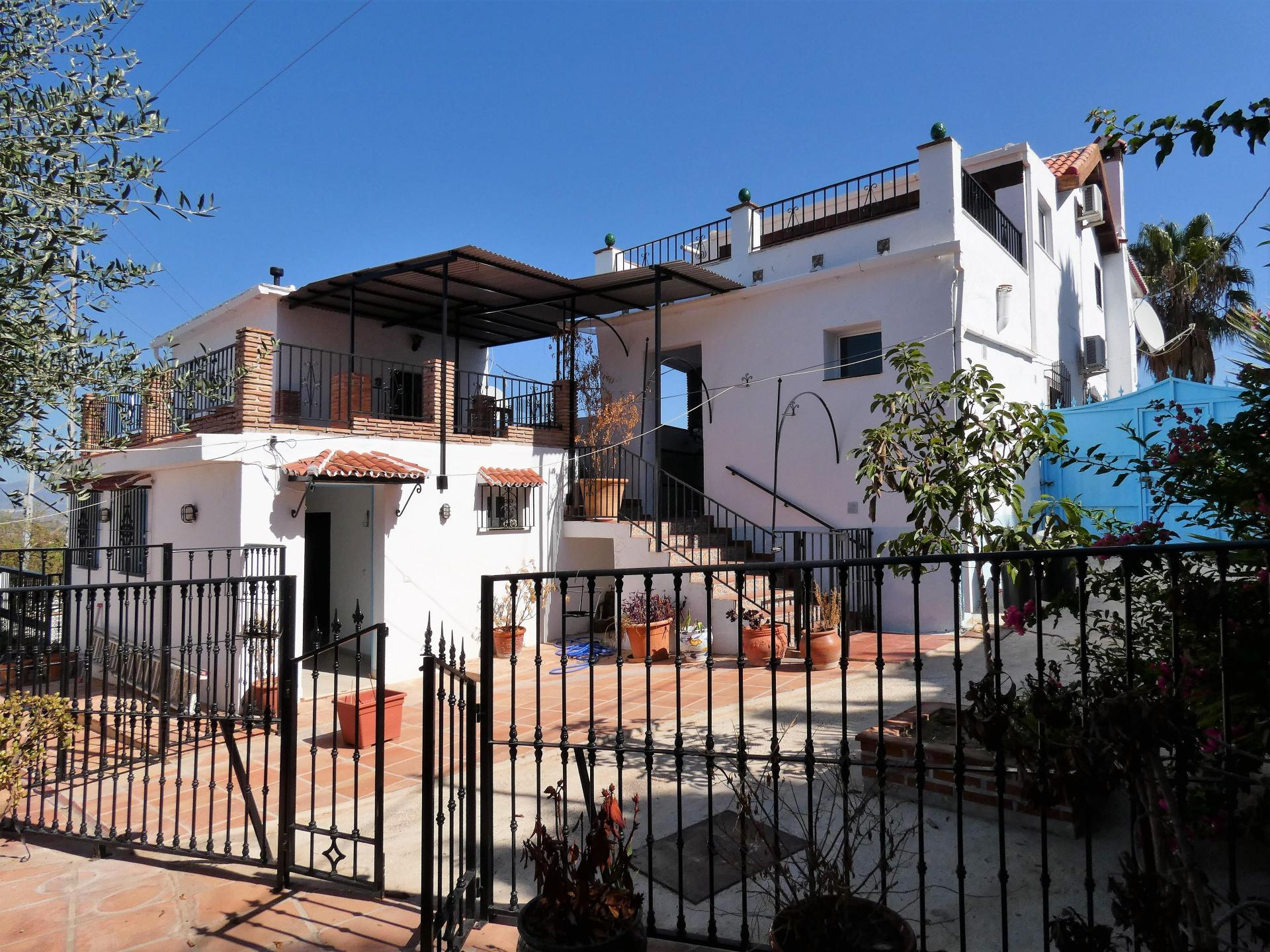 Ref:V3681680 Villa For Sale in Alhaurín el Grande