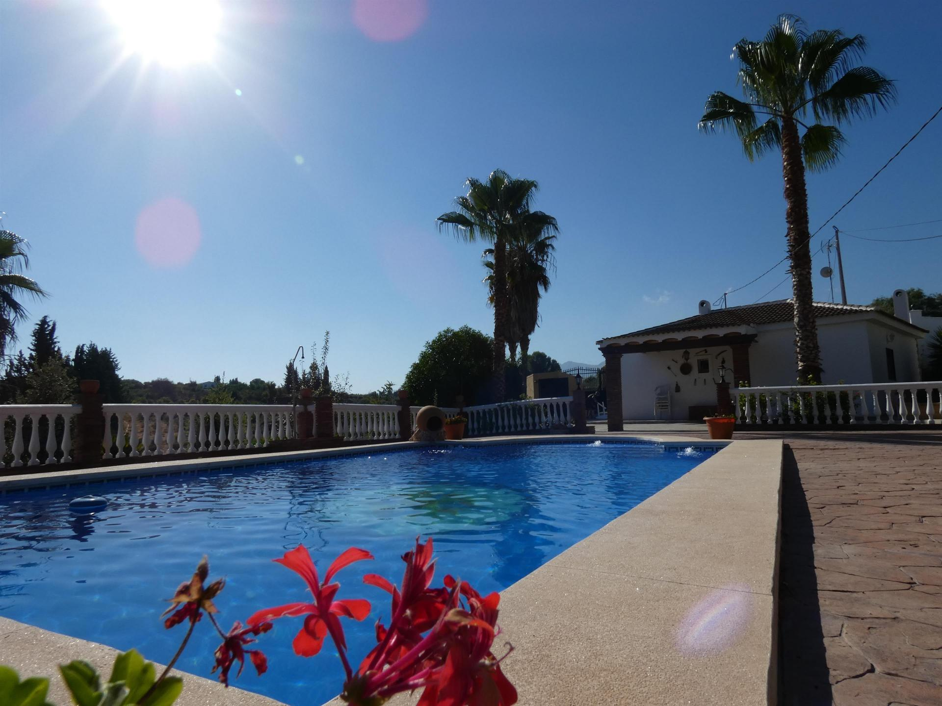Ref:F3700346X country house For Sale in Alhaurín el Grande