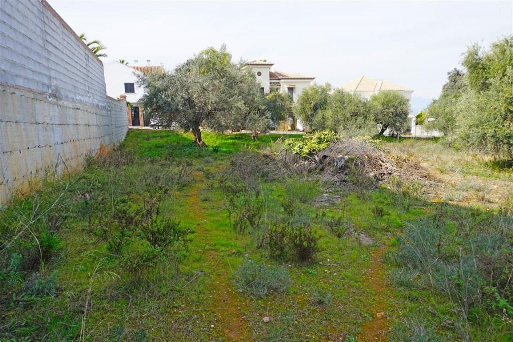 Plot/Land for sale in Alhaurín el Grande