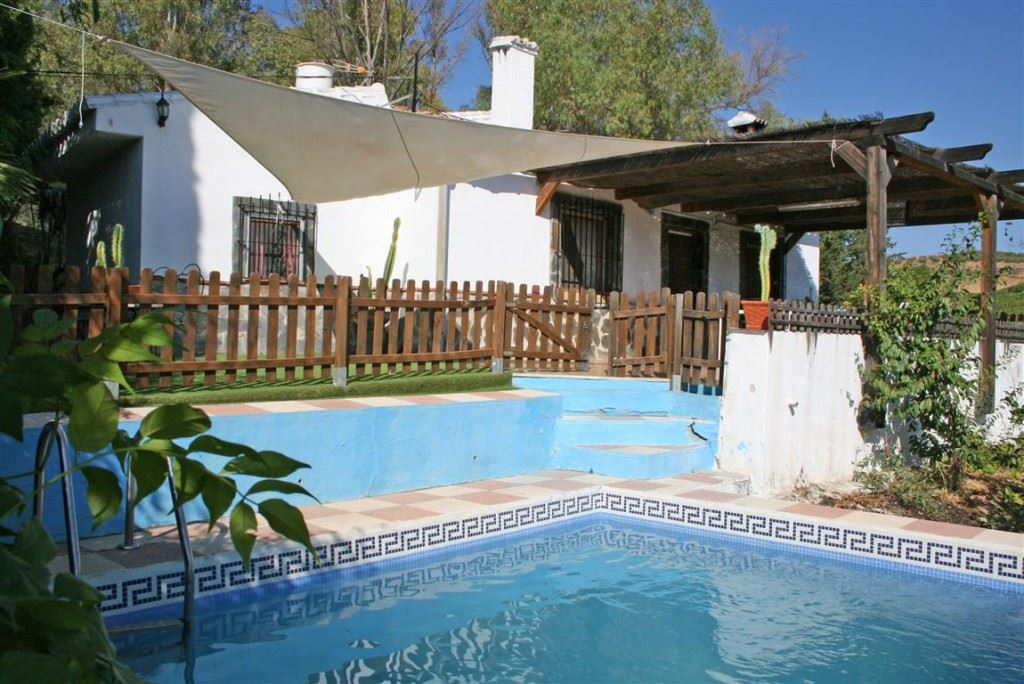 Ref:F2973521 country house For Sale in Pizarra