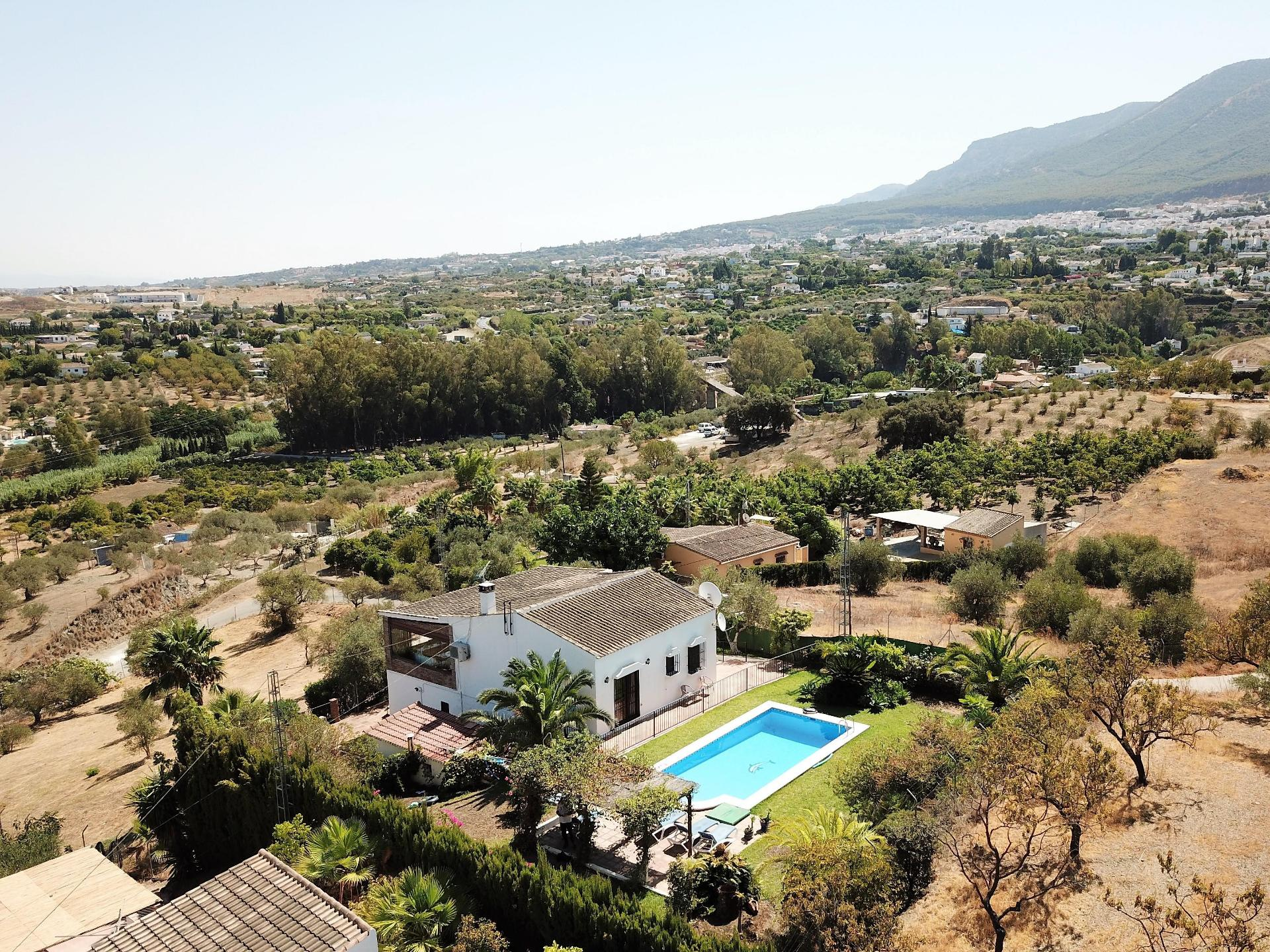 Ref:F3498517 country house For Sale in Alhaurín el Grande