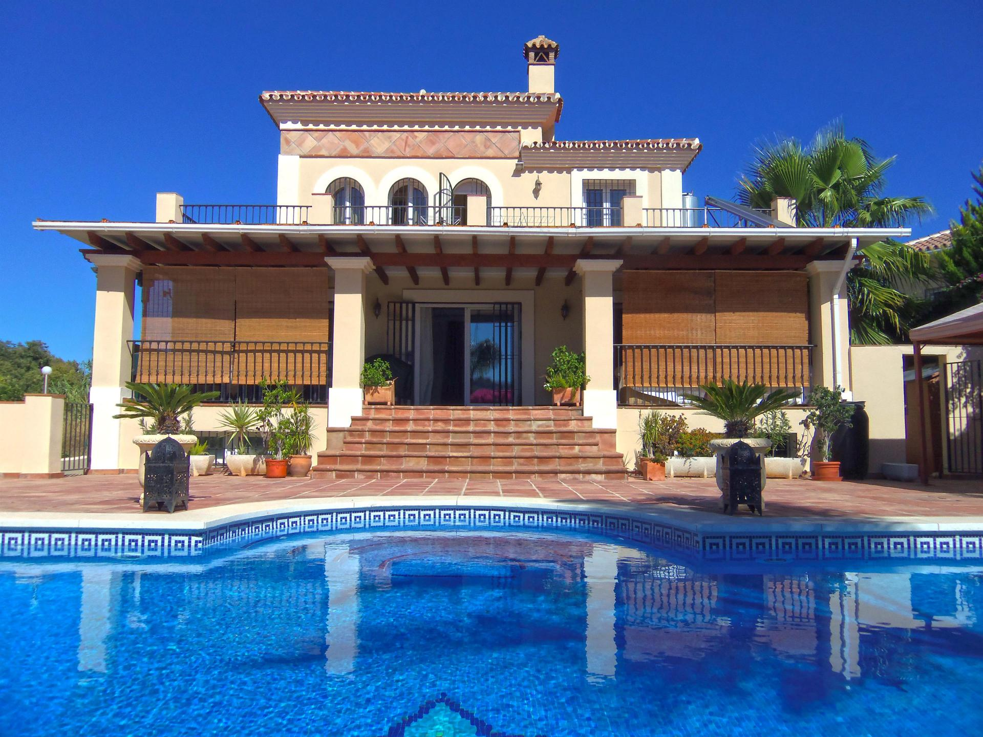 Ref:V3636851 Villa For Sale in Alhaurín el Grande