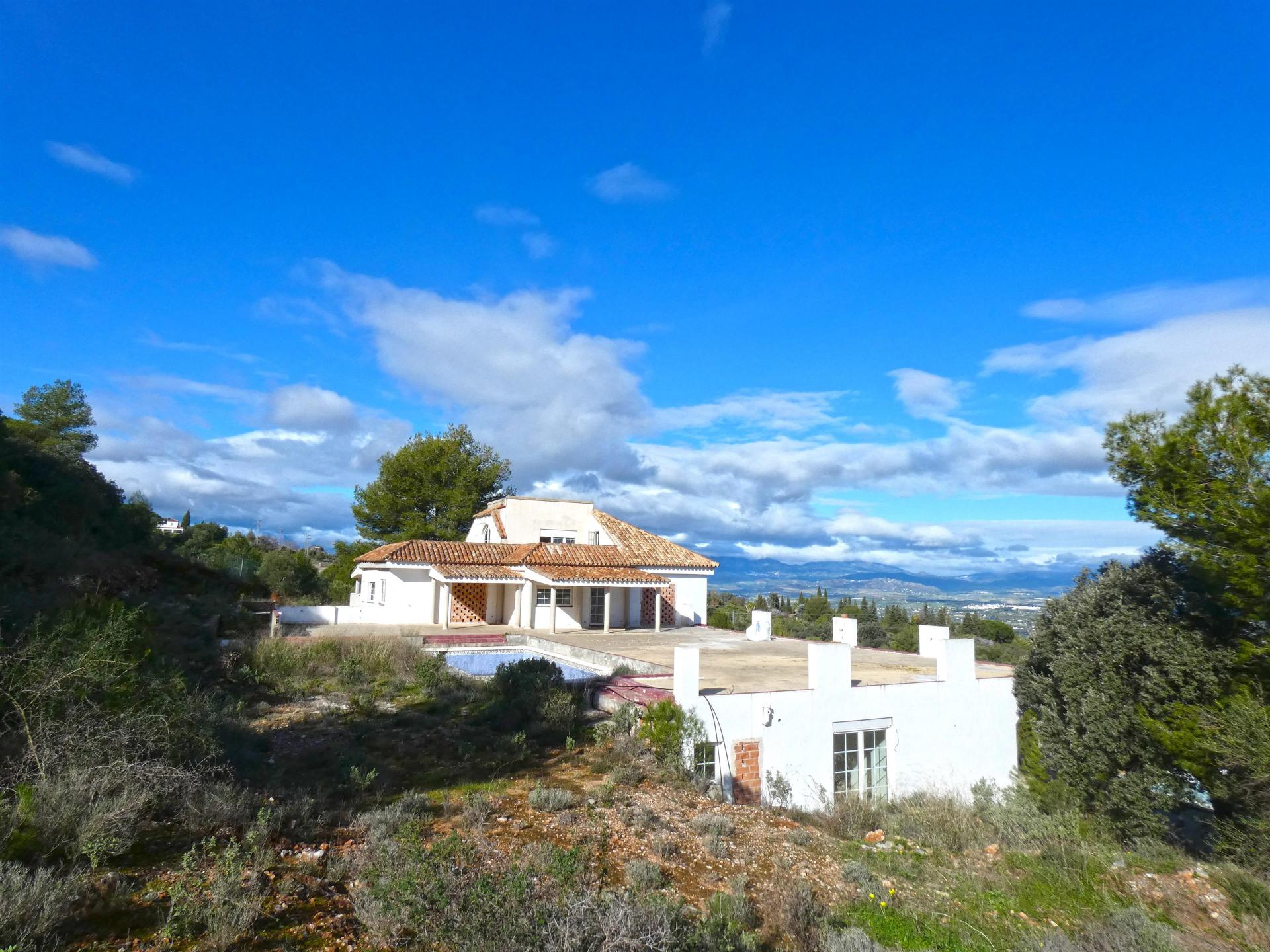 Ref:V3787210X Villa For Sale in Alhaurín el Grande