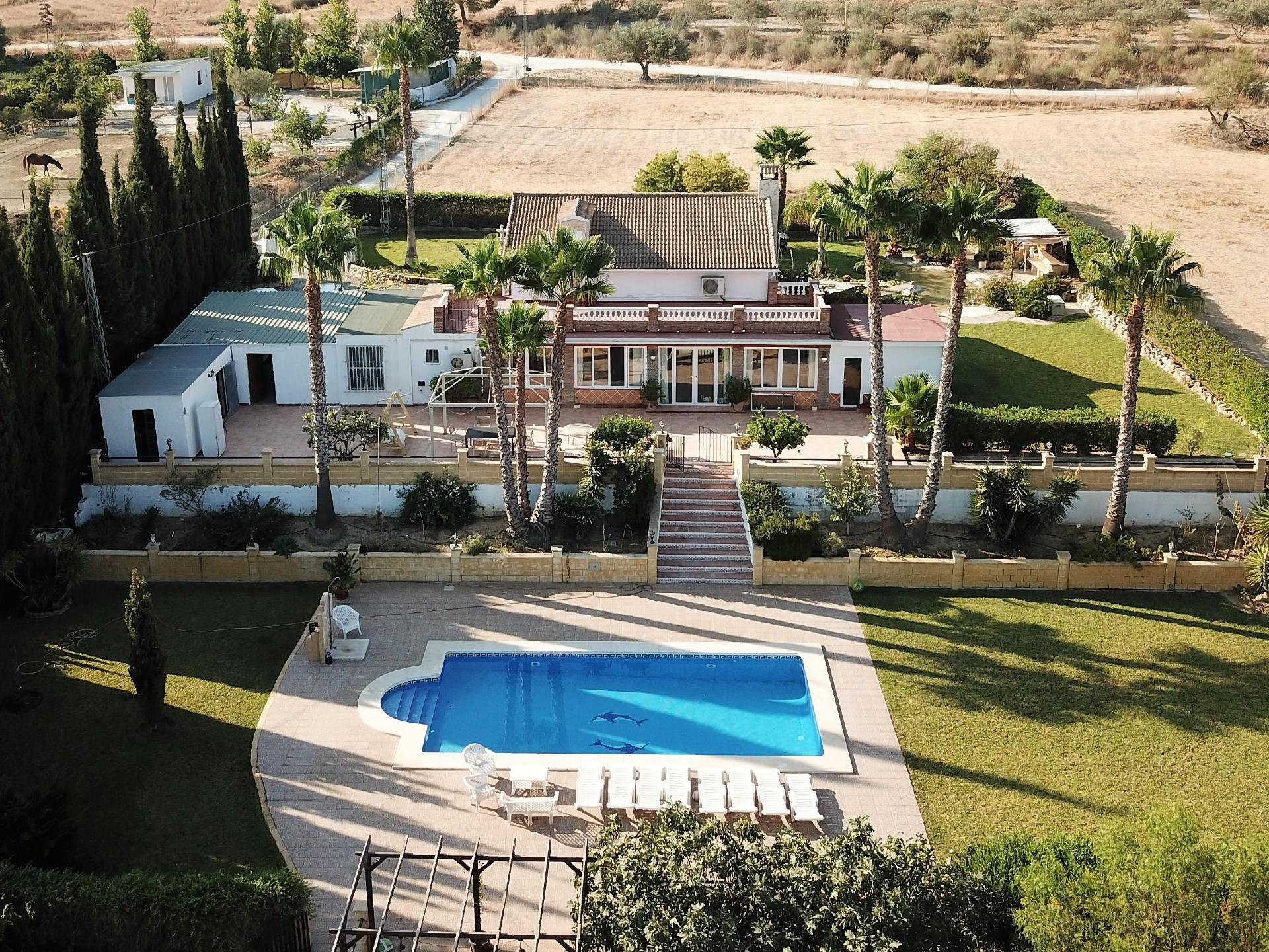 Ref:F3502987 country house For Sale in Alhaurín el Grande