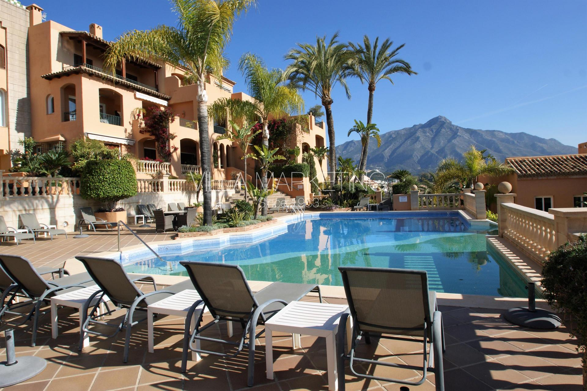 Apartment for rent in Nueva Andalucía, Marbella - VML0812 ...
