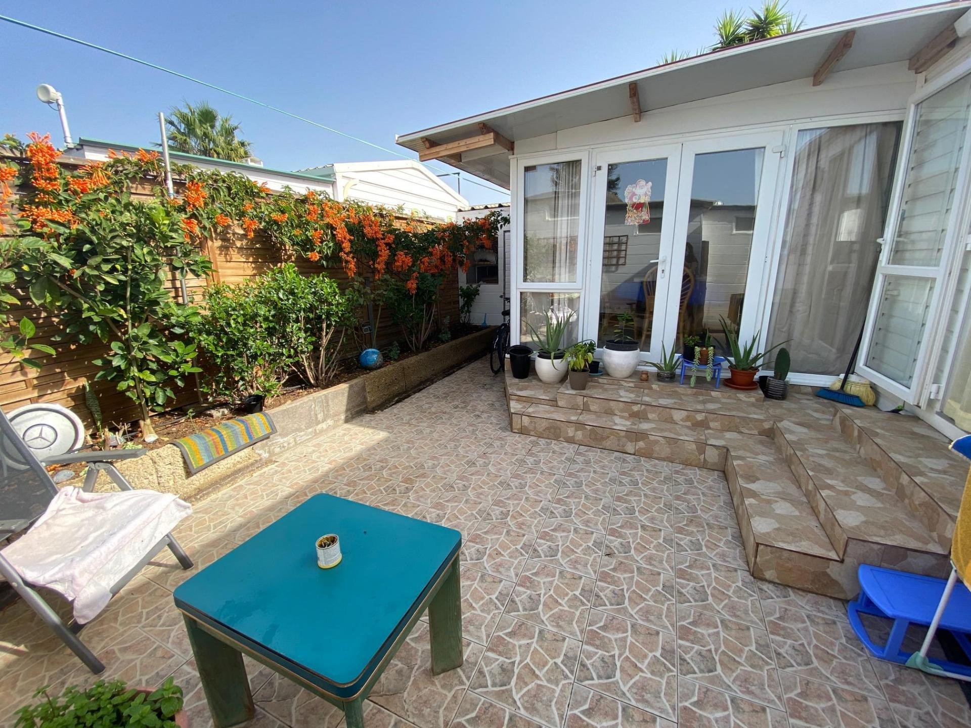 Cosy bungalow located in CAMPING NAUTA, 5-10 minutes driving from the village of Las .... more info